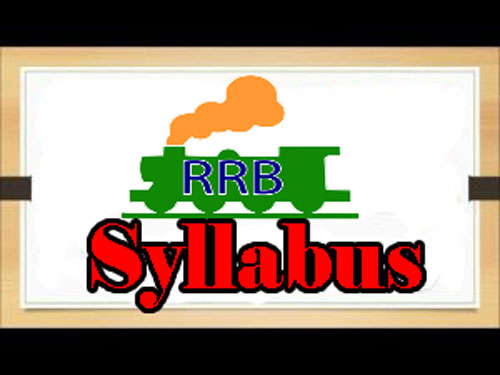 RRB Non Technical Syllabus 2019 Exam Pattern pdf Download RRB NTPC Syllabus Hindi pdf